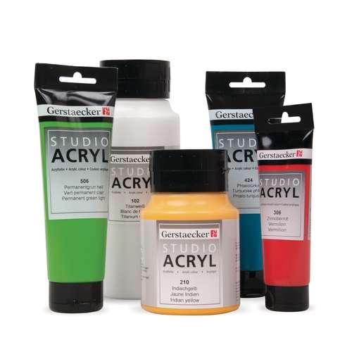 GERSTAECKER | STUDIO ACRYL acrylverf