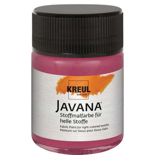 JAVANA® zijdeverf voor lichtgekleurd texteilmateriaal