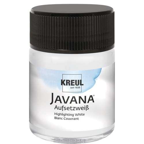 Javana zijdeverf highlights