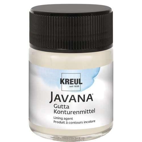KREUL Javana Konturenmittel contourenmiddel voor zijdeverf