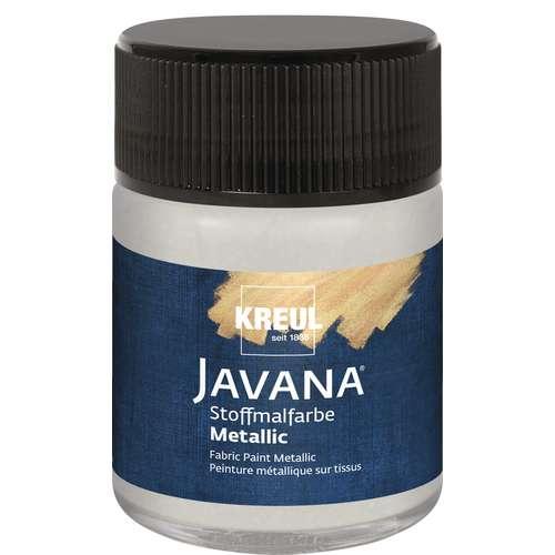KREUL Javana Textielverf met metallic effect