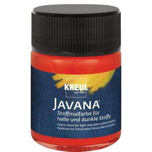 KREUL Javana textielverf voor lichte en donkere stoffen
