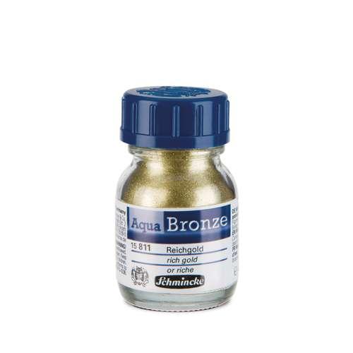 SCHMINCKE® Aqua Bronze, brons poeder