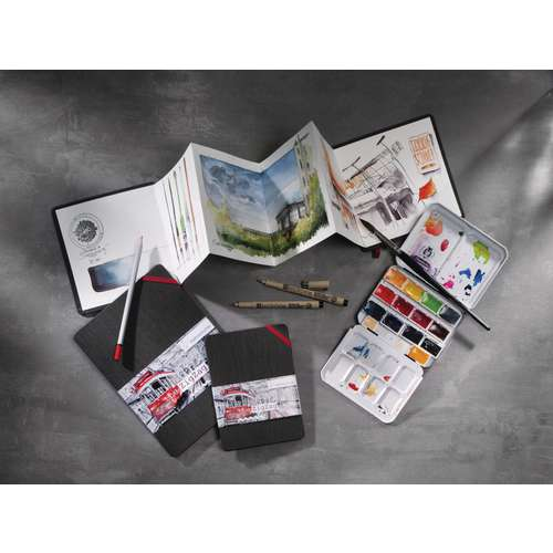 Hahnemühle the ZigZag book