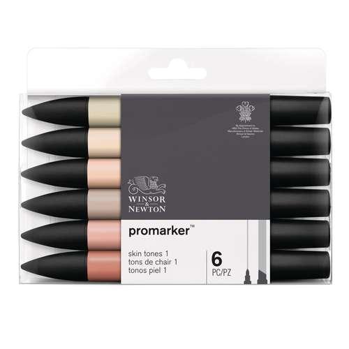 WINSOR & NEWTON™ | Promarker™ — 6-sets