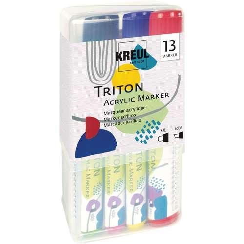 SOLO GOYA TRITON Acrylic Paint Marker Powerpack